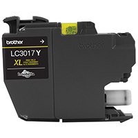 Brother LC-3017Y 550pagine Giallo cartuccia d