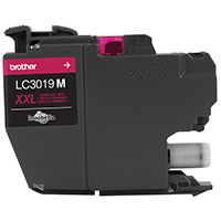 Brother LC-3019M 1500pagine Magenta cartuccia d