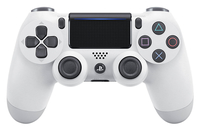 GAMEPAD PS4 SONY WIRELESS DUAL SHOCK V2 GLACIER WHITE 9894650