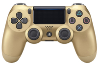 Sony DualShock 4 Gamepad PlayStation 4 Oro