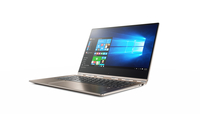 "Lenovo Yoga 910-13IKB 2.50GHz i5-7200U 13.9"" 1920 x 1080Pixel Touch screen Oro Ibrido (2 in 1)"