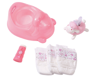 Baby Annabell Potty Training Set Vasino