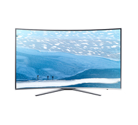 "Samsung UE49KU6502U 49"" 4K Ultra HD Smart TV Wi-Fi Argento LED TV"