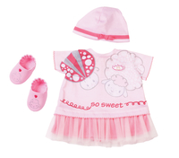 Baby Annabell Deluxe Summer Dream Set di vestiti per bambola