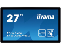 "iiyama ProLite TF2738MSC-B1 27"" 1920 x 1080Pixel Multi-touch Nero monitor touch screen"