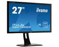 "iiyama ProLite XB2788QS-B1 27"" Wide Quad HD IPS Opaco Nero monitor piatto per PC LED display"