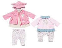 Baby Annabell Play Outfit Set di vestiti per bambola