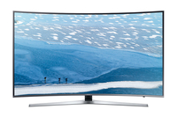 "Samsung UE49KU6652U 49"" 4K Ultra HD Smart TV Wi-Fi Argento LED TV"