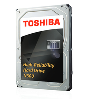 Toshiba N300 4TB 4000GB Serial ATA III disco rigido interno