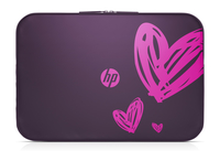 "HP 15.6"" Spectrum Sleeve Ladies edition 15.6"" Custodia a tasca Porpora"