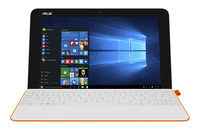 "ASUS Transformer Mini T102HA-D4-WH 1.44GHz x5-Z8350 10.1"" 1280 x 800Pixel Touch screen Arancione, Bianco Ibrido (2 in 1) notebook/portatile"