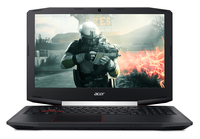 "Acer Aspire VX5-591G-73WY 2.8GHz i7-7700HQ 15.6"" 1920 x 1080Pixel Nero, Rosso Computer portatile"