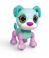 Zoomer Zupps Tiny Pups Posy Cane robot