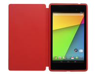 "ASUS Travel Cover, Nexus 7 (2013) 7"" Cover Rosso"