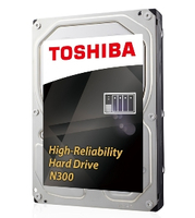 Toshiba N300 8TB 8000GB Serial ATA III disco rigido interno