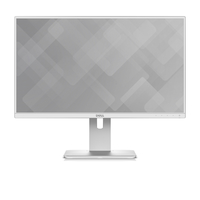 "DELL UltraSharp U2417H 23.8"" Full HD IPS Bianco monitor piatto per PC"
