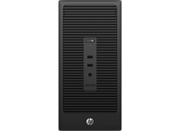 HP 285 G2 MT 3.1GHz A8 PRO-7600B Microtorre Nero PC