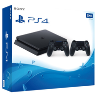 Sony Playstation 4 500GB + 2 Controller 500GB Wi-Fi Nero
