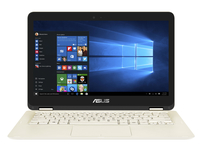 "ASUS ZenBook Flip UX360CA-C4150T 1.00GHz m3-7Y30 13.3"" 1920 x 1080Pixel Touch screen Oro Ibrido (2 in 1) notebook/portatile"