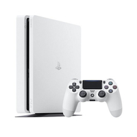 Sony PlayStation 4 Slim 500GB 500GB Wi-Fi Bianco