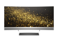 "HP ENVY 34 Curved 34"" UltraWide Quad HD VA Nero, Argento monitor piatto per PC"