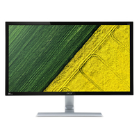"Acer RT280K 28"" 4K Ultra HD TN+Film Nero, Argento monitor piatto per PC"