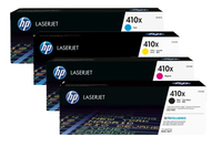 HP 410X BCMY Original LaserJet Toner Cartridges Laser cartridge Nero, Ciano, Giallo