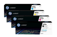 HP 410A BCMY Original LaserJet Toner Cartridges Laser cartridge Nero, Ciano, Giallo