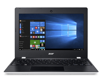 "Acer Aspire One AO1-132-C9HZ 1.6GHz N3050 11.6"" 1366 x 768Pixel Nero, Bianco Computer portatile"