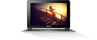 "ASUS Chromebook Flip C100PA 1.33GHz Z3735F 10.1"" 1280 x 800Pixel Touch screen Nero, Argento Chromebook"
