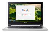 "Acer Chromebook CB5-312T-K5X4 2.1GHz M8173C 13.3"" 1920 x 1080Pixel Touch screen Argento Chromebook"
