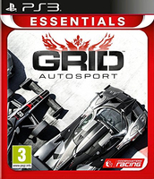 Sony GRID Autosport, PS3 Essentials PlayStation 3 Inglese, Francese videogioco