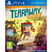 Sony Tearaway Unfolded Basic PlayStation 4 Inglese videogioco