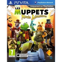 Sony The Muppets Movie Adventures Basic PlayStation Vita Inglese videogioco
