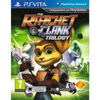 Sony The Ratchet & Clank Trilogy PlayStation Vita Inglese videogioco