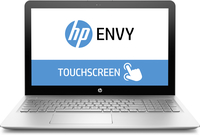 "HP ENVY 15-as004nf 1.8GHz i5-6260U 15.6"" 1920 x 1080Pixel Touch screen Argento Computer portatile"
