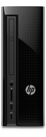 HP 260-a106ng 1.6GHz J3060 Mini Tower Nero PC