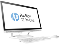 "HP Pavilion 27-b104ns 2.2GHz i5-6400T 27"" 1920 x 1080Pixel Bianco PC All-in-one"