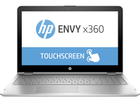 "HP ENVY x360 15-w151nw 2.3GHz i5-6200U 15.6"" 1366 x 768Pixel Touch screen Argento Computer portatile"
