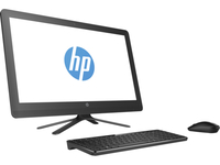 "HP 24-g200la 2GHz A6-7310 23.8"" 1920 x 1080Pixel Nero All-in-One workstation"
