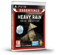 Sony Heavy Rain Move Edition Essentials, PS3 Essentials PlayStation 3 Inglese videogioco
