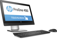 "HP ProOne 400 G2 3.4GHz i7-6700 20"" 1600 x 900Pixel Touch screen Nero PC All-in-one"