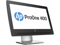 "HP 400 G2 3.7GHz i3-6100 20"" 1600 x 900Pixel Nero, Argento PC All-in-one"