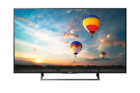 "Sony KD49XE8077 49"" 4K Ultra HD Smart TV Wi-Fi Argento LED TV"