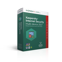 Kaspersky Lab Internet Security Multi-Device 2017 3utente(i) 1anno/i