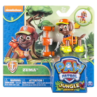 Paw Patrol Basic Vehicle Themed Jungle Zuma Multicolore Ragazzo/Ragazza