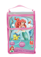 Disney Ariel 4in1 Bath Puzzles Puzzle da bagno Multicolore