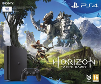 Sony PlayStation 4 + Horizon Zero Dawn 1000GB Wi-Fi Nero