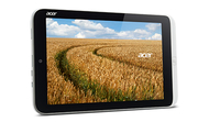 Acer Iconia W3-810-27602G06nsw 64GB Argento, Bianco tablet