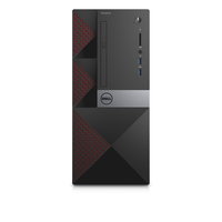 DELL Vostro 3668 3.5GHz G4560 Mini Tower Nero PC